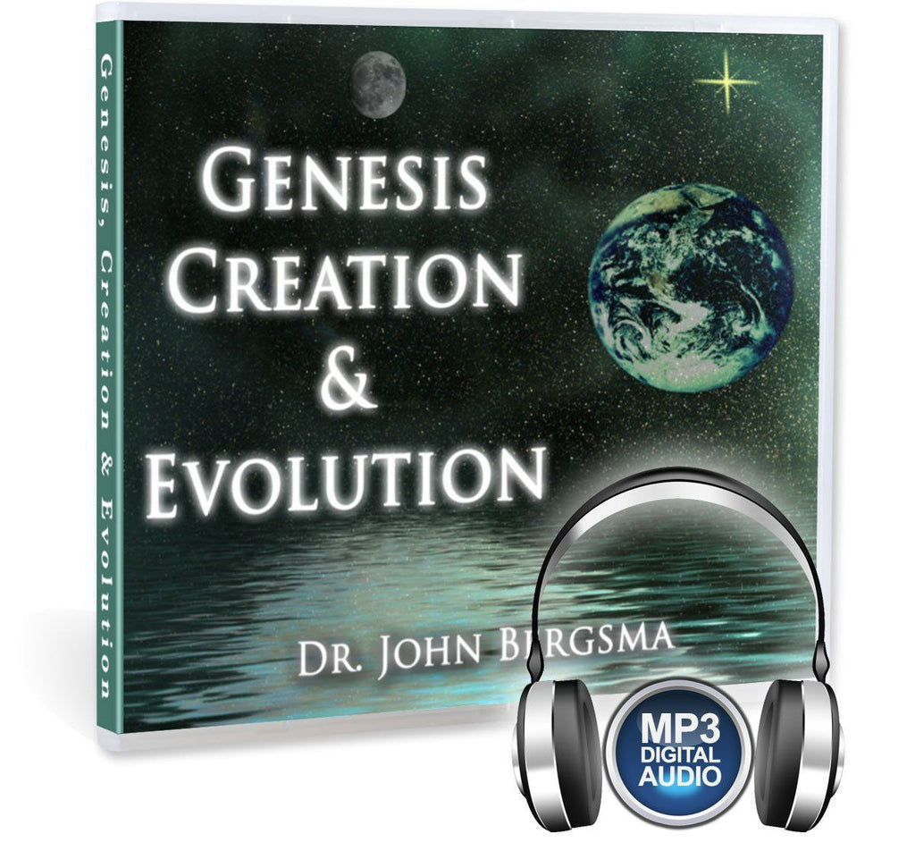 Dr. John Bergsma gives a Catholic explanation of the relationship between Genesis, Creation and Evolution MP3