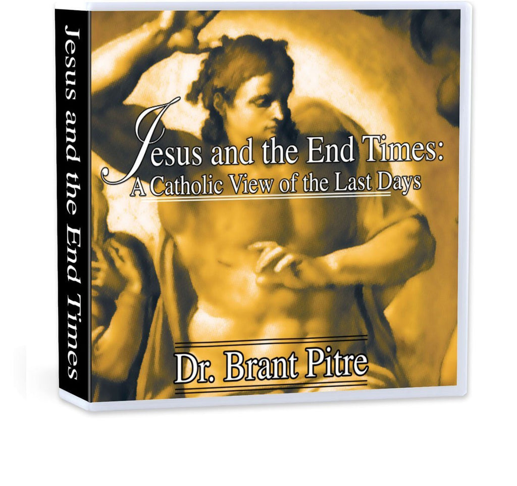 Does the Catholic Church have any teachings on the End Times?  Dr. Brant Pitre takes you through the end times, the whore of Babylon, the book of revelation and many other topics of eschatology in this CD.