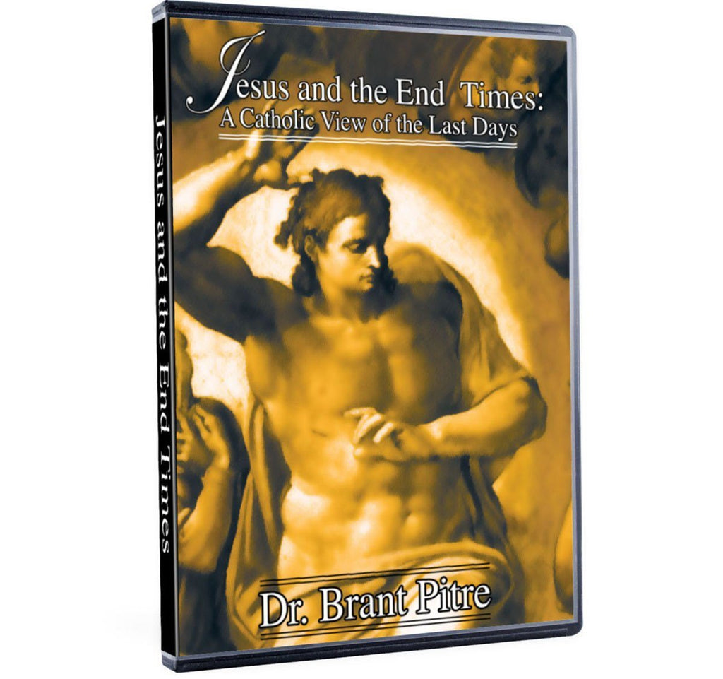 Does the Catholic Church have any teachings on the End Times?  Dr. Brant Pitre takes you through the end times, the whore of Babylon, the book of revelation and many other topics of eschatology in this DVD.