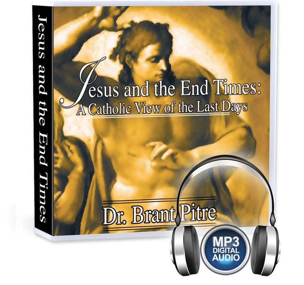 Does the Catholic Church have any teachings on the End Times?  Dr. Brant Pitre takes you through the end times, the whore of Babylon, the book of revelation and many other topics of eschatology in this MP3.