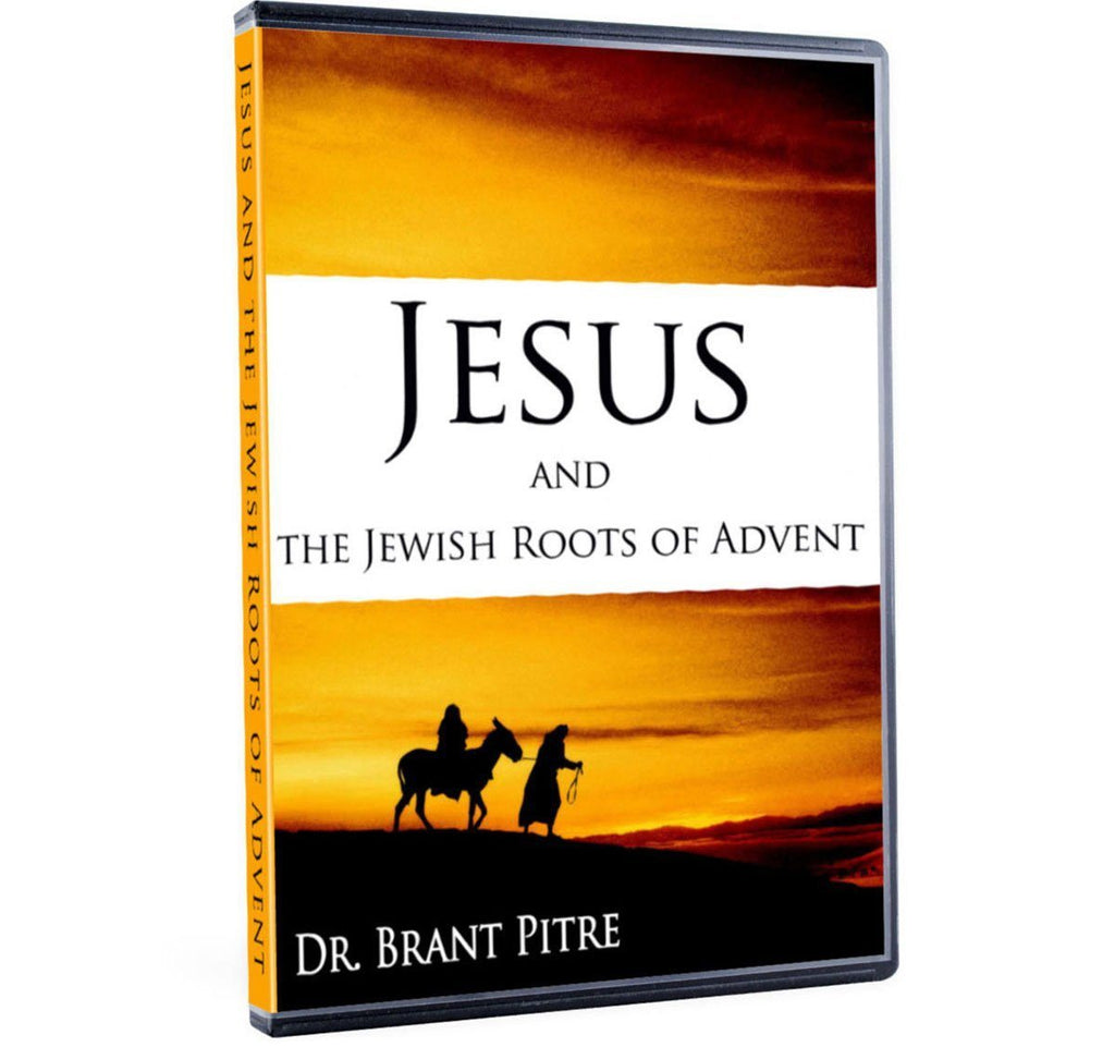 Dr. Brant Pitre will cover the Jewish Roots, Jewish Prophecies, and 2nd coming of the Messiah in this series on the liturgical season of advent on DVD.