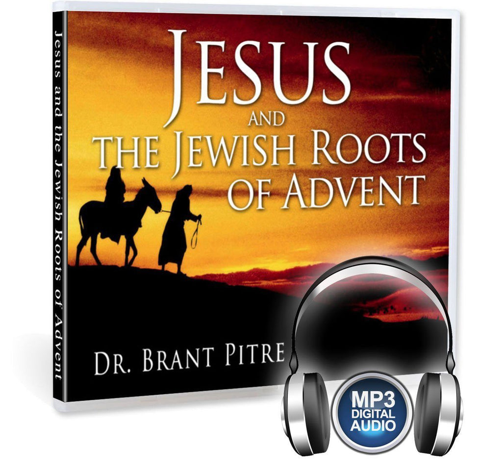 Dr. Brant Pitre will cover the Jewish Roots, Jewish Prophecies, and 2nd coming of the Messiah in this series on the liturgical season of advent on MP3.