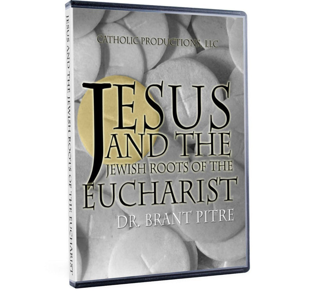 In this Catholic Bible study, Dr. Brant Pitre covers the Eucharist as the New Passover, New Manna for the New Exodus, and New Bread of the Presence on DVD.