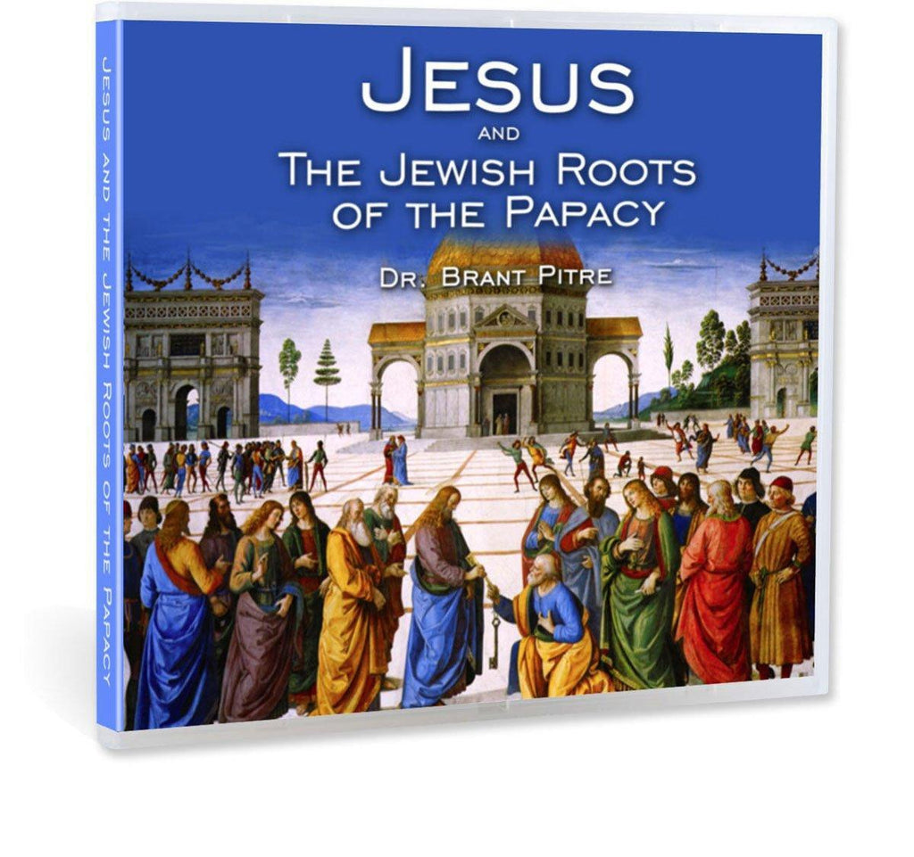 Dr. Brant Pitre shows the connection between Peter as the New Rock and the keys of the Kingdom with Isaiah 22 in this Bible Study on CD.