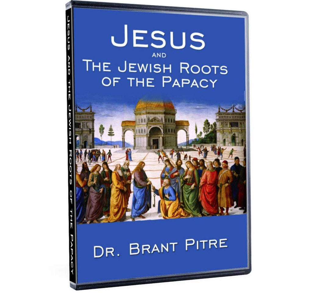 Dr. Brant Pitre shows the connection between Peter as the New Rock and the keys of the Kingdom with Isaiah 22 in this Bible Study on DVD.