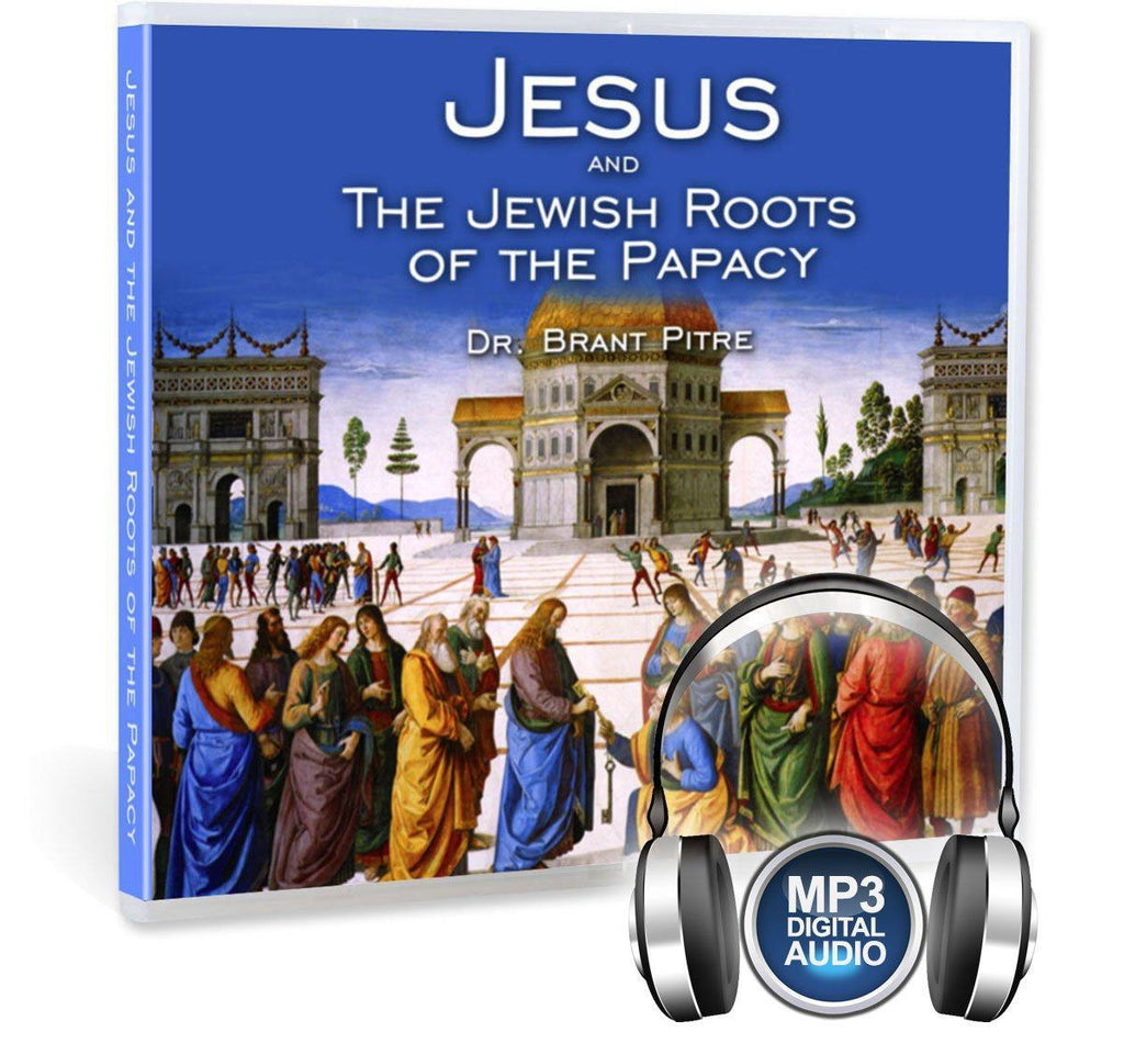 Dr. Brant Pitre shows the connection between Peter as the New Rock and the keys of the Kingdom with Isaiah 22 in this Bible Study on MP3.