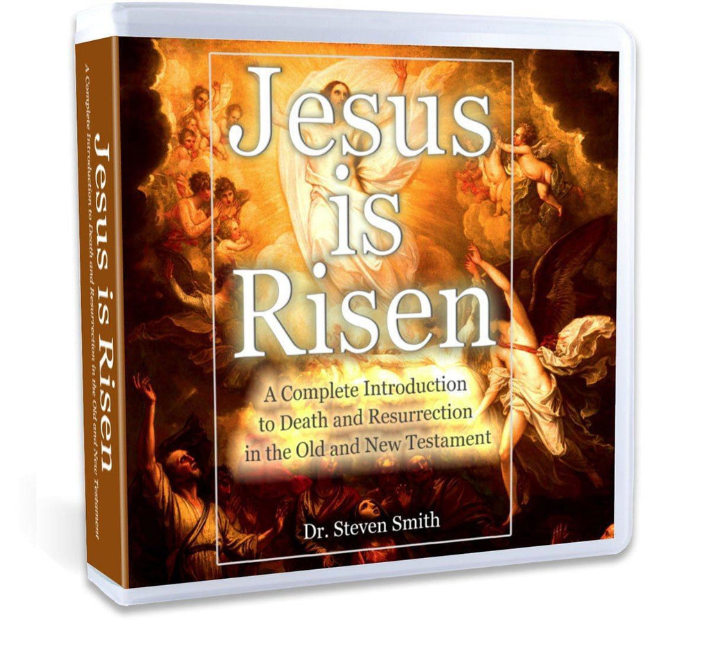 "Dr. Steven Smith gives a complete introduction to the resurrection of Jesus and how ""resurrection"" was understood in both New and Old testaments in this Bible study on CD."