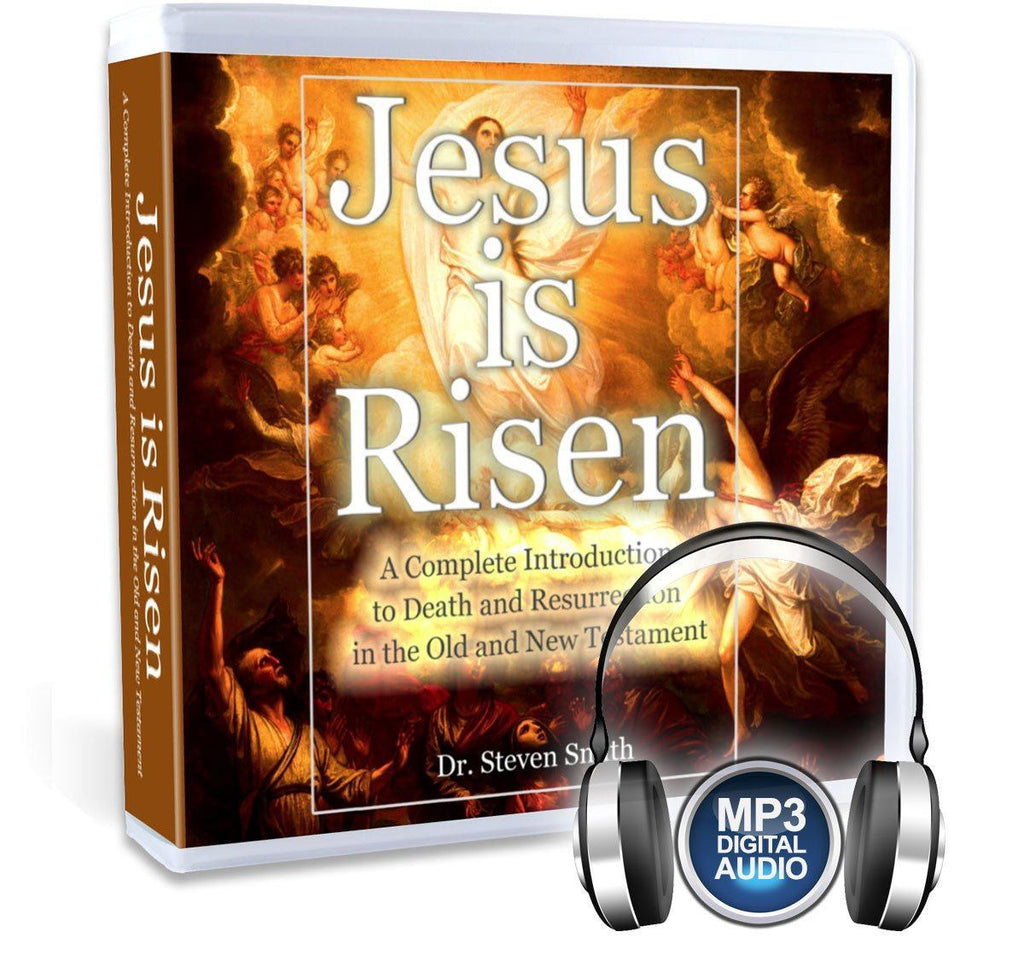 "Dr. Steven Smith gives a complete introduction to the resurrection of Jesus and how ""resurrection"" was understood in both New and Old testaments in this Bible study on MP3."