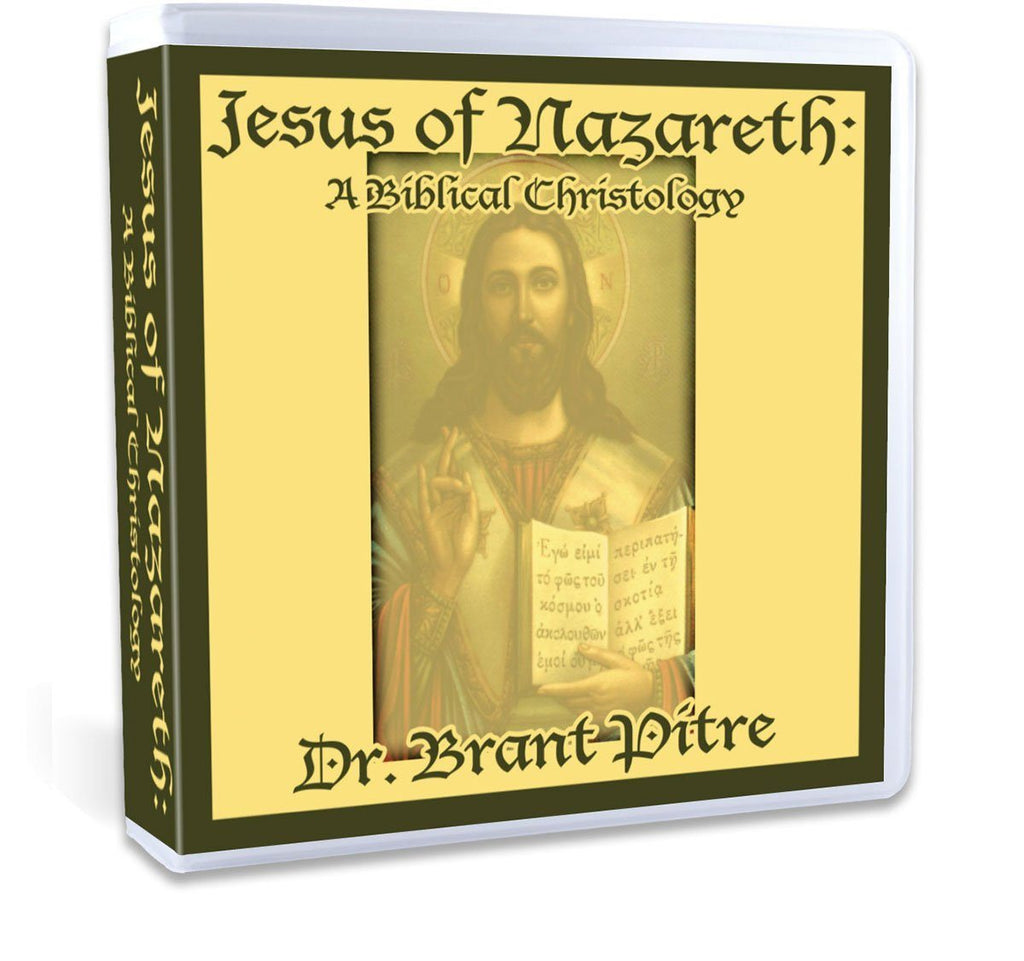 Dr. Brant Pitre gives a Biblical Christology, touring you through the mysteries of Jesus in the Gospels, Jesus' proclamation of the Kingdom of God, and Jesus' self-identity as the Messiah in this Catholic Bible study on CD.