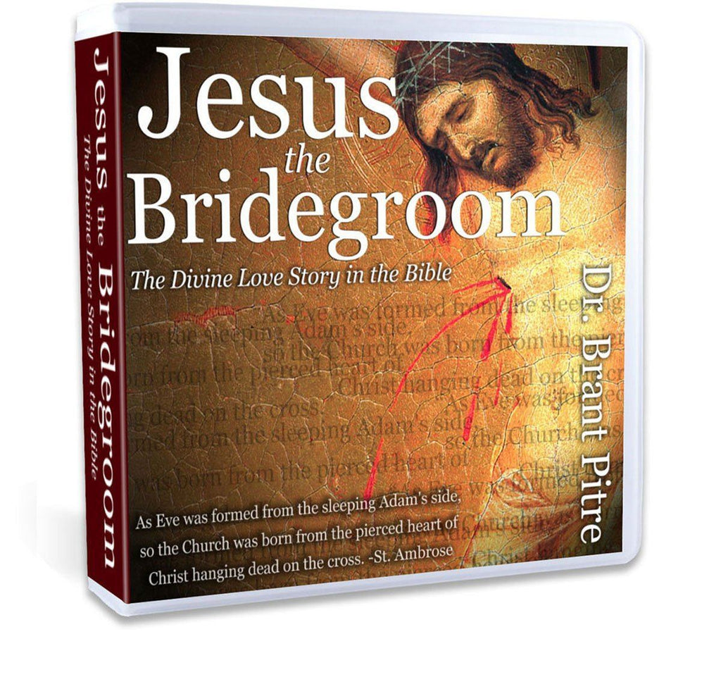 Discover Jesus with new eyes not just as messiah, savior and divine son of God but as your eternal bridegroom in this Bible study on CD, taking you from Genesis to Revelation to discover God's desire for mankind.