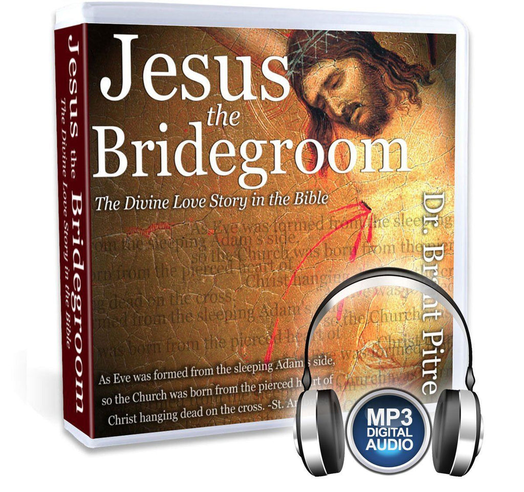 Discover Jesus with new eyes not just as messiah, savior and divine son of God but as your eternal bridegroom in this Bible study on MP3, taking you from Genesis to Revelation to discover God's desire for mankind.