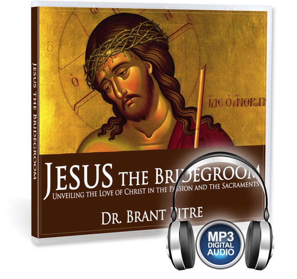 Dr. Brant Pitre discusses Jesus as the Bridegroom of the New Israel, the Church, in this Bible study on MP3.