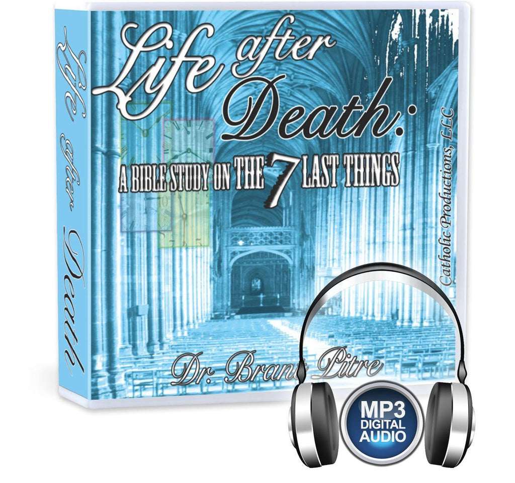 Dr. Brant Pitre takes you through the seven last things in this Bible study on MP3: Death, Heaven, Hell, Purgatory, Final Judgment, Resurrection, and the New Creation