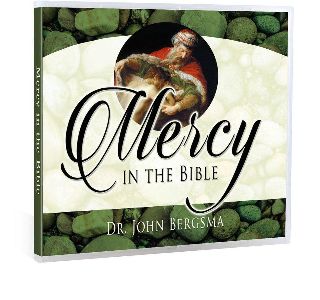 Discover the Biblical meaning of Mercy and how we express real mercy to others in this Bible study on CD.