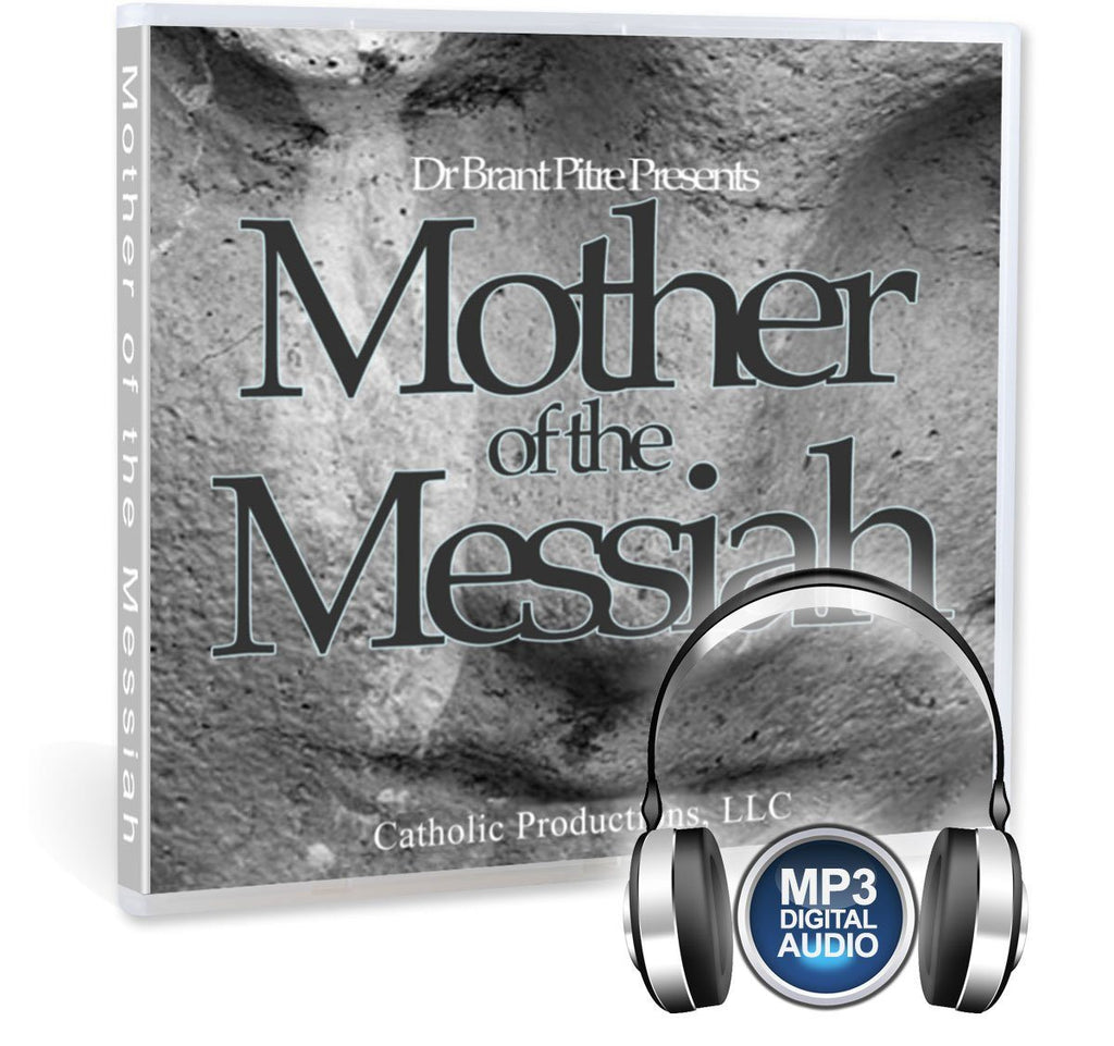 Are the teachings of the Catholic church about Mary really Biblical or are they the traditions of Men?  Dr. Brant Pitre tackles this topic in this Bible study on MP3, drawing from the Bible and the Jewish culture of Jesus' day and the Old Testament.