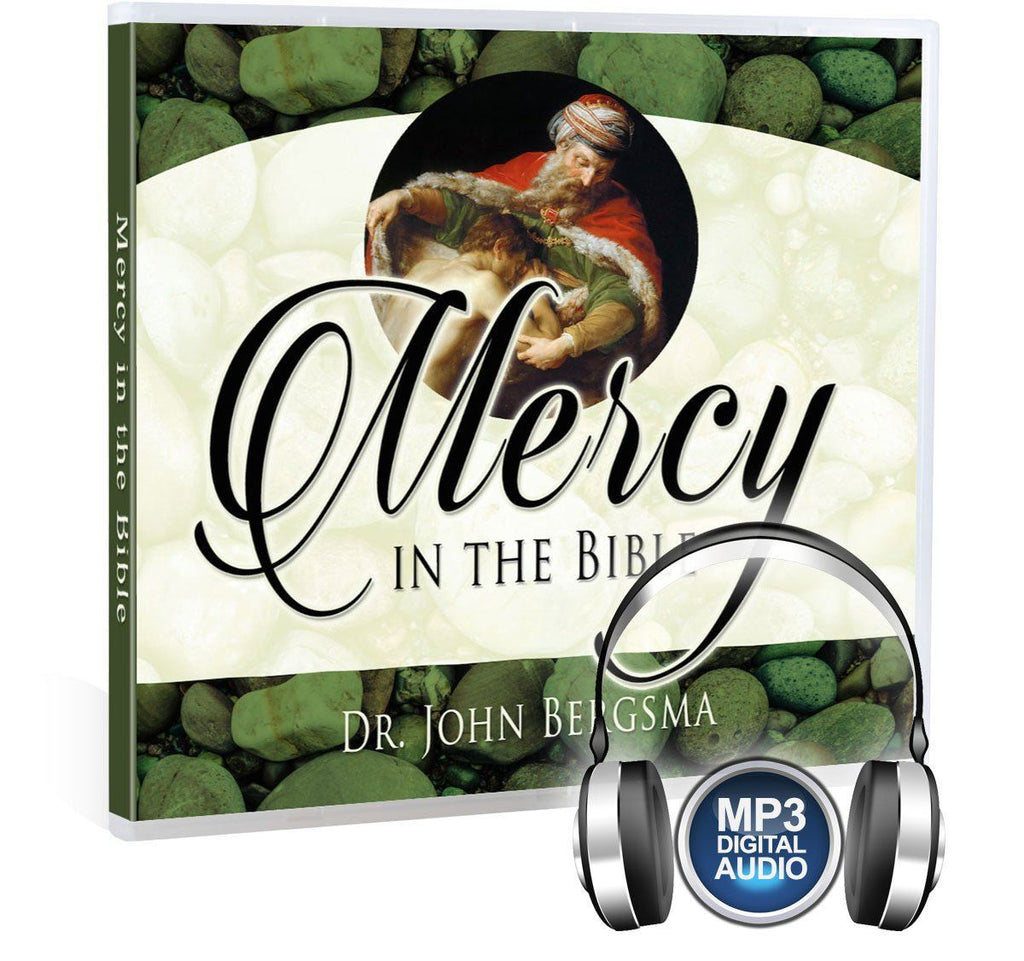 Discover the Biblical meaning of Mercy and how we express real mercy to others in this Bible study on MP3 with Dr. John Bergsma.