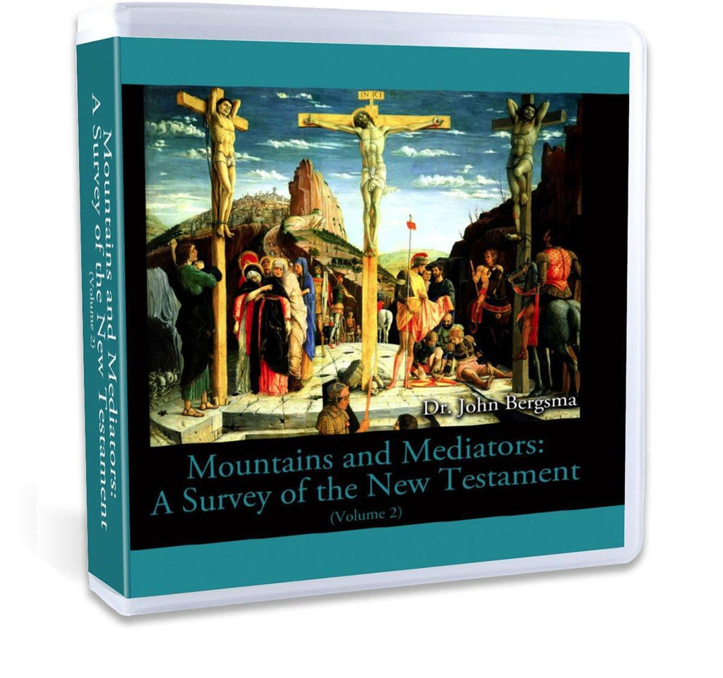 In this Catholic Bible study on CD, Dr. John Bergsma gives you a tour through the New Testament showing how the Old Testament is fulfilled in the New.