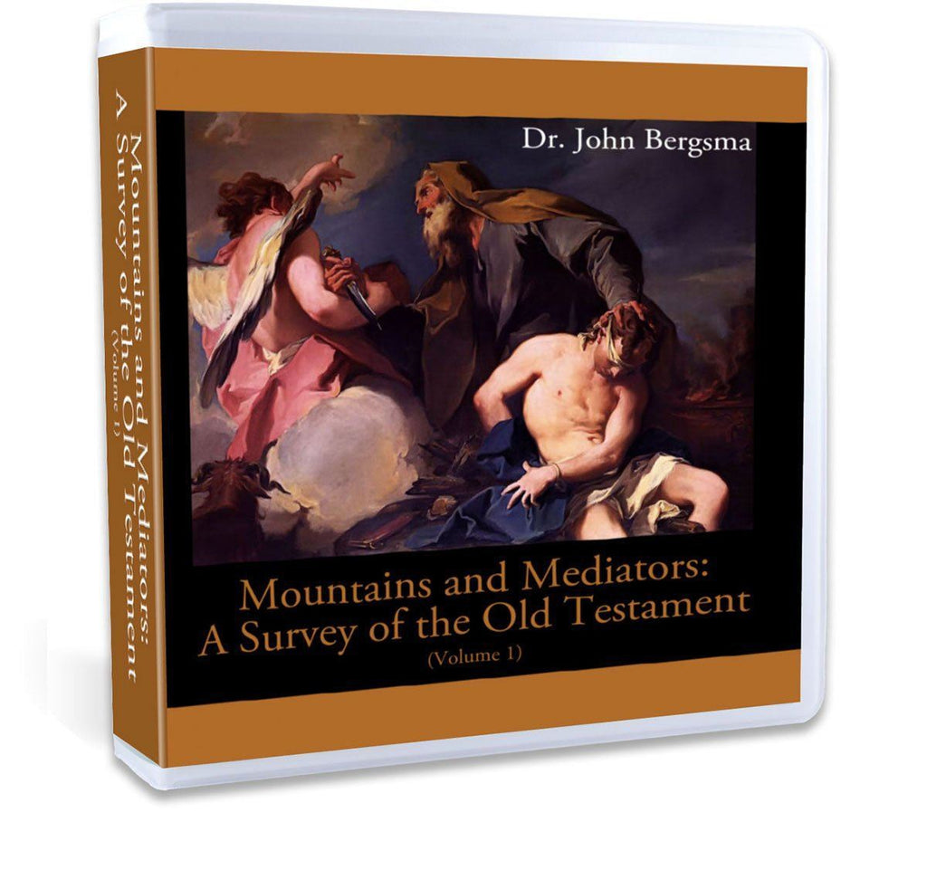 In this CD Bible study on the Old Testament with Dr. John Bergsma, discover the deeper meaning behind the laws, ancient battles, the covenants, and the sacrifices.
