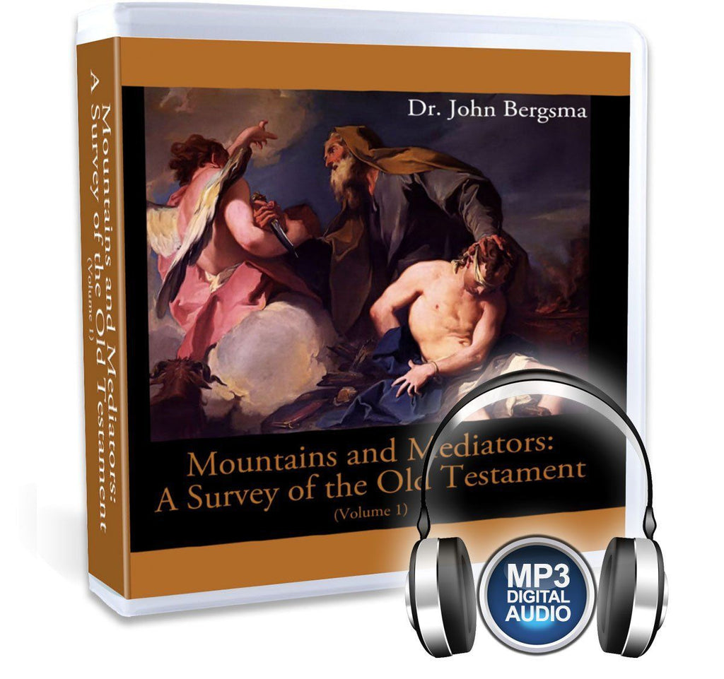 In this MP3 Bible study on the Old Testament with Dr. John Bergsma, discover the deeper meaning behind the laws, ancient battles, the covenants, and the sacrifices.