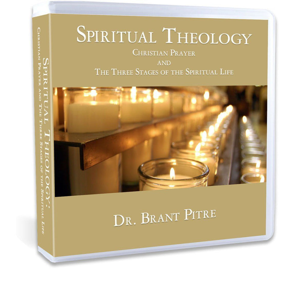 In Dr. Brant Pitre's favorite course that he's ever taught, learn how to grow in the life of prayer, the life of virtue, and what the three stages of the spiritual life are like in this Bible study on CD.
