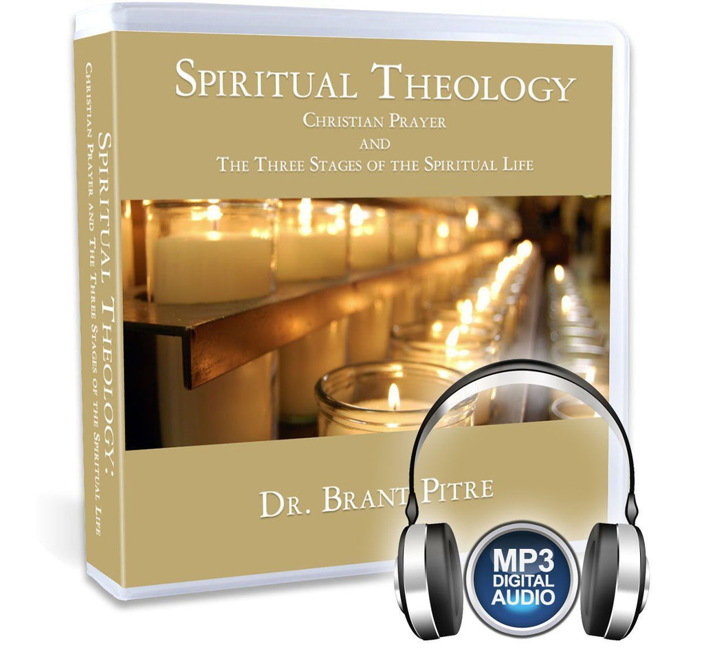 In Dr. Brant Pitre's favorite course that he's ever taught, learn how to grow in the life of prayer, the life of virtue, and what the three stages of the spiritual life are like in this Bible study on MP3.