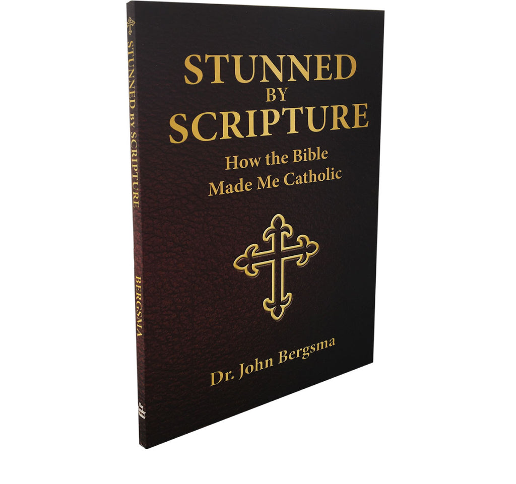 Stunned by Scripture: How the Bible Made Me Catholic-Catholic Productions