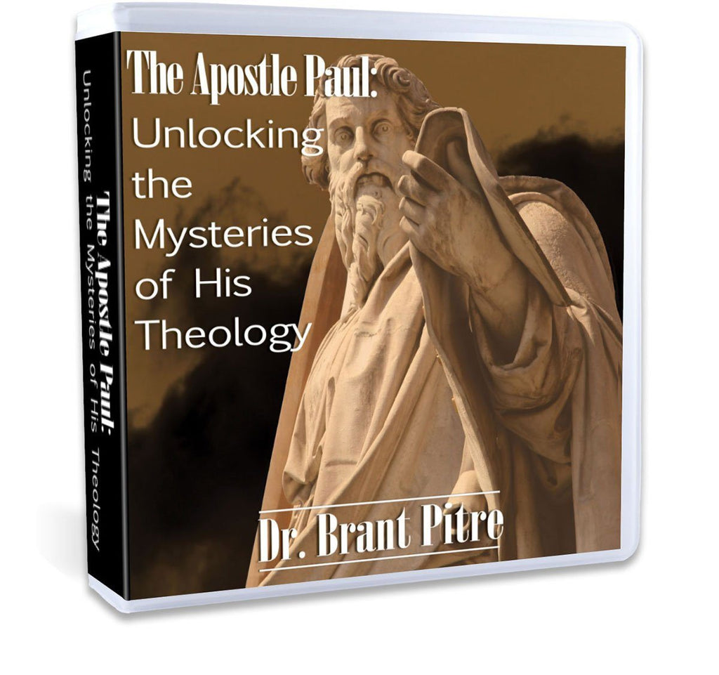 In this extensive Bible study on Paul's theology with Dr. Brant Pitre, you will cover topics such as the Mystery of the Law, the theology of the Body, the Mystery of Sin and Redemption, the End of Time and even St. Paul's theology of the angels.