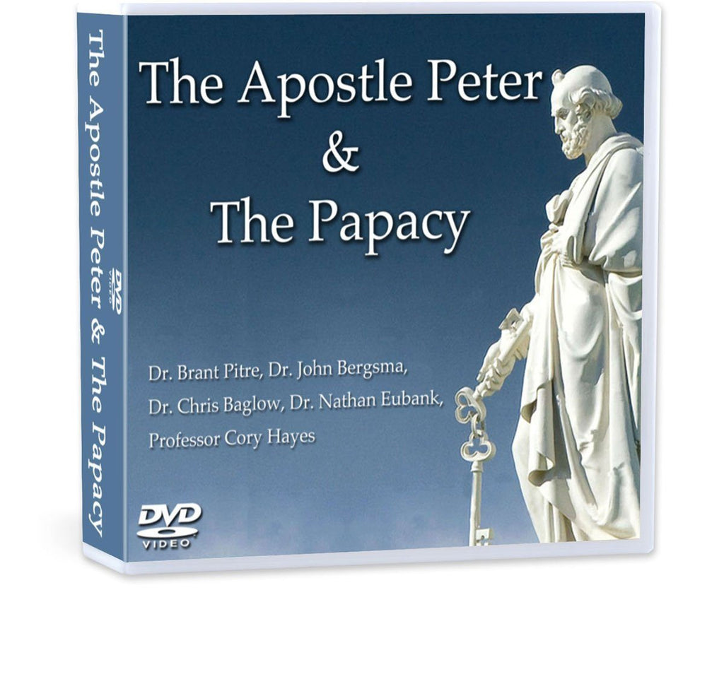 In this DVD conference recording on Peter and the Papacy learn about Peter's spiritual development in scripture, the infallibility yet sinfulness of Popes, the relationship of bishops and the Pope and Peter as the Rock of the Church Jesus founded.