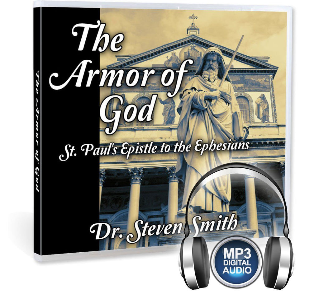 A Bible study going through the Book of Ephesians and St. Paul's view of Christian family and putting on the Armor of God.