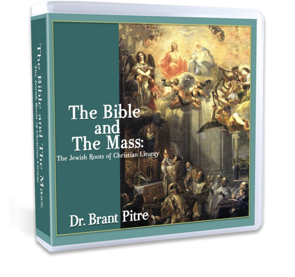 A thorough Bible study on the Mass as the fulfillment of the old testament sacrifices, the Jewish feasts as well as concepts such as sacred art, sacred space, sacred music and sacred architecture.