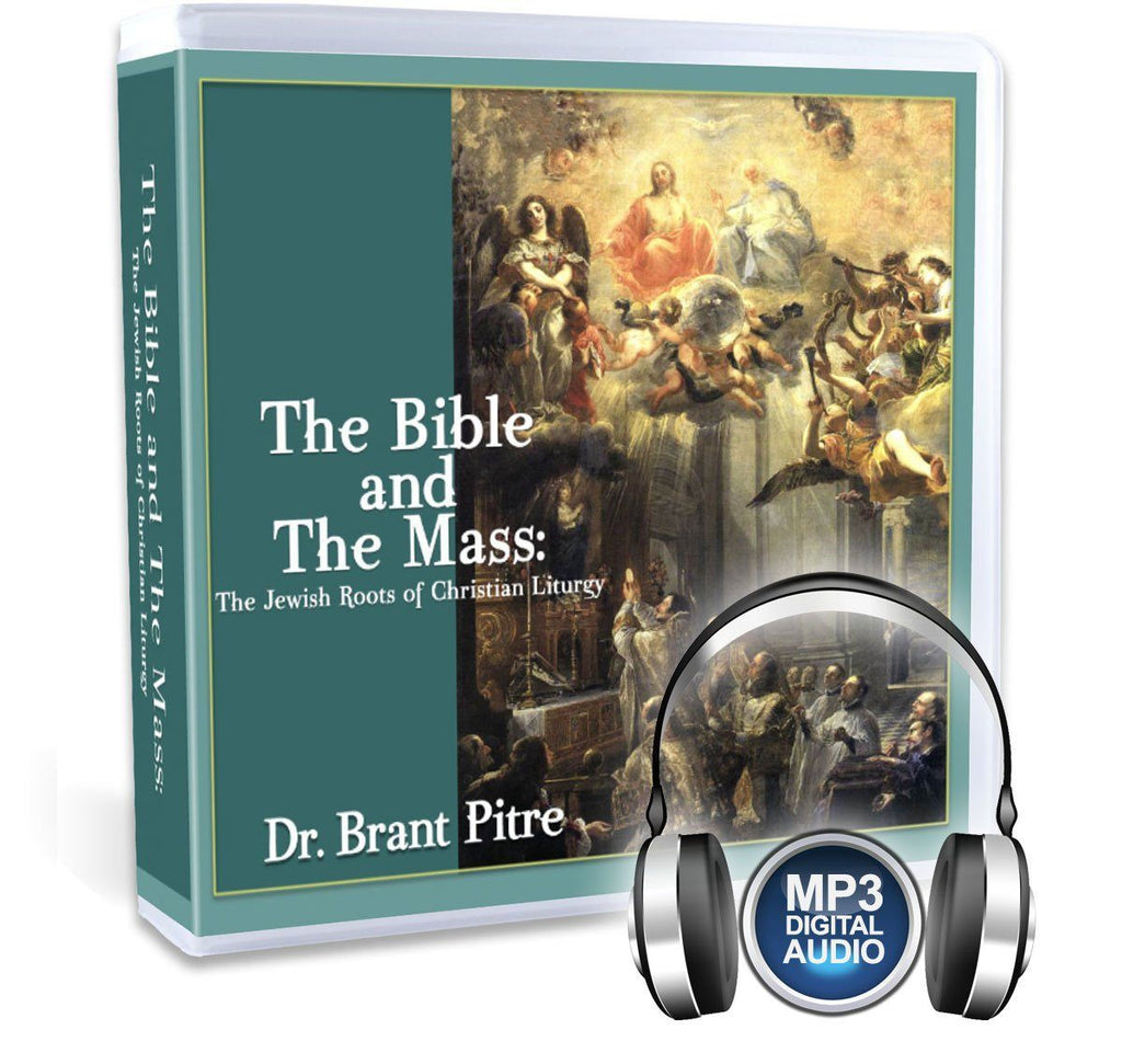 A thorough MP3 Bible study on the Mass as the fulfillment of the old testament sacrifices, the Jewish feasts as well as concepts such as sacred art, sacred space, sacred music and sacred architecture.