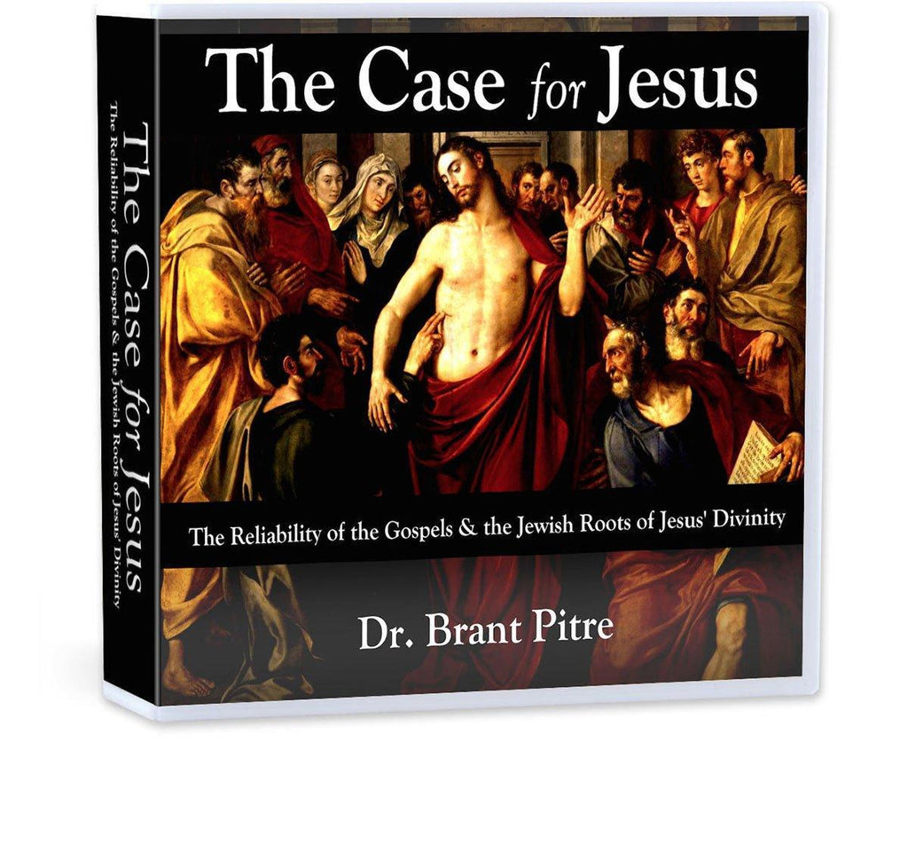 Walk through Dr. Brant Pitre's book, The Case for Jesus, Chapter by chapter and hear q&a with students, on CD.