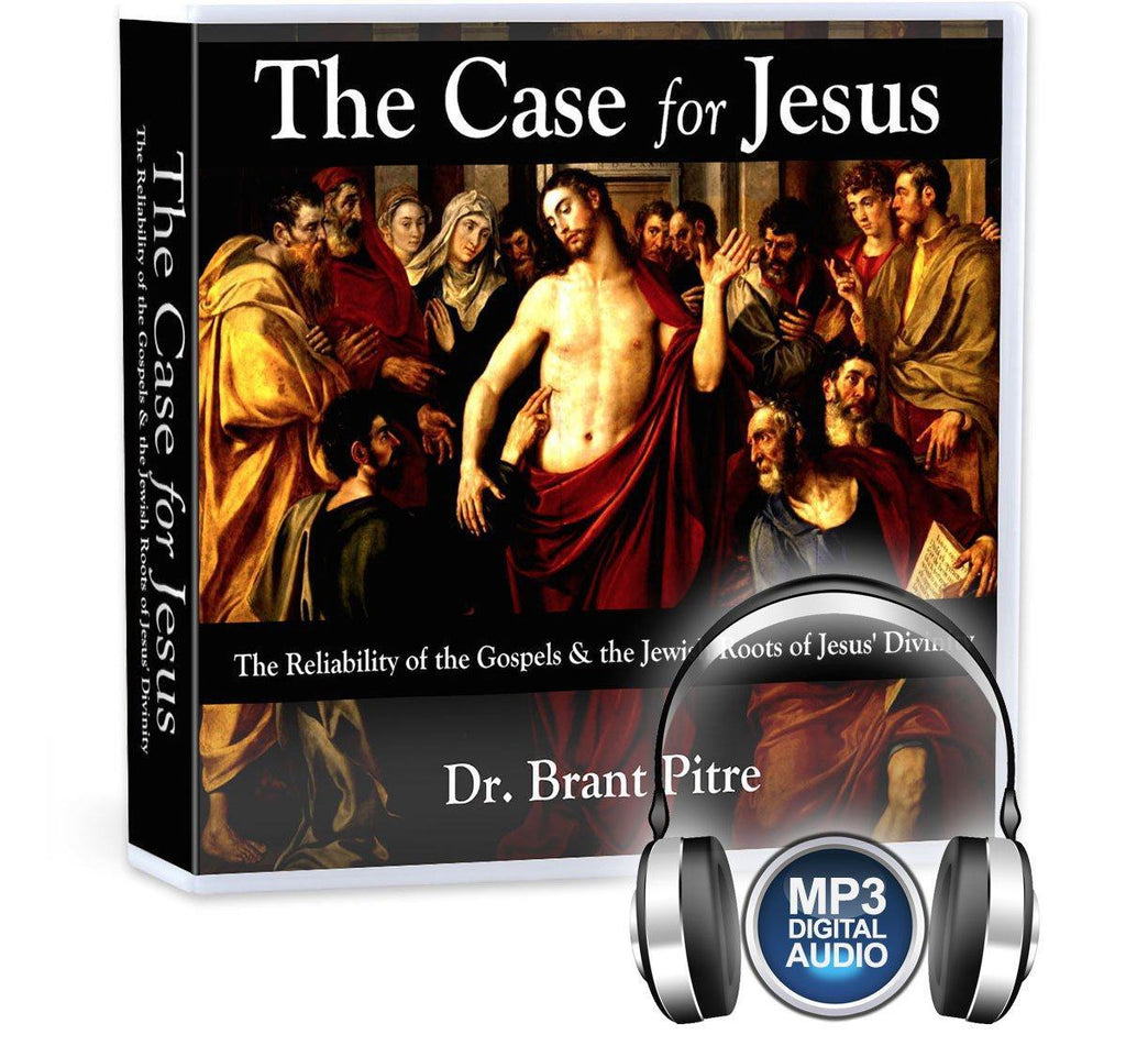 Walk through Dr. Brant Pitre's book, The Case for Jesus, Chapter by chapter and hear q&a with students, on MP3.