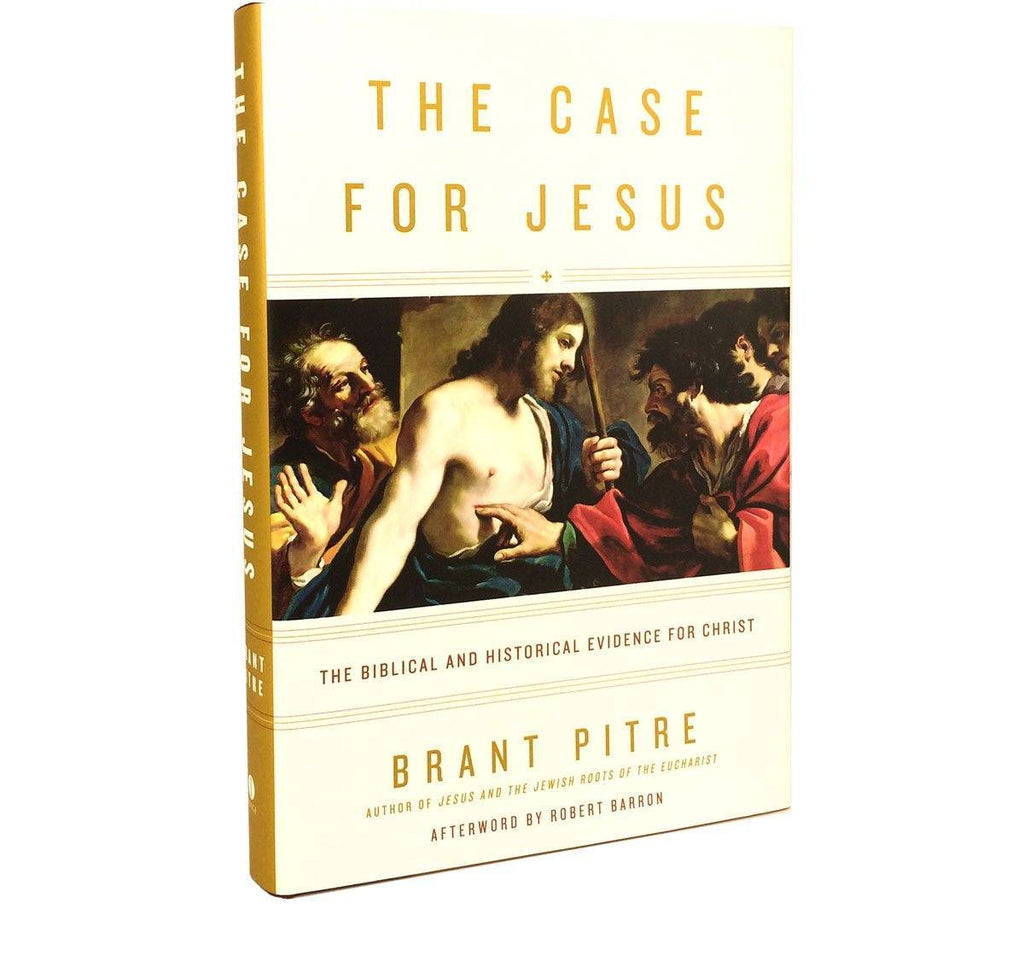 The Case for Jesus Book by Brant Pitre