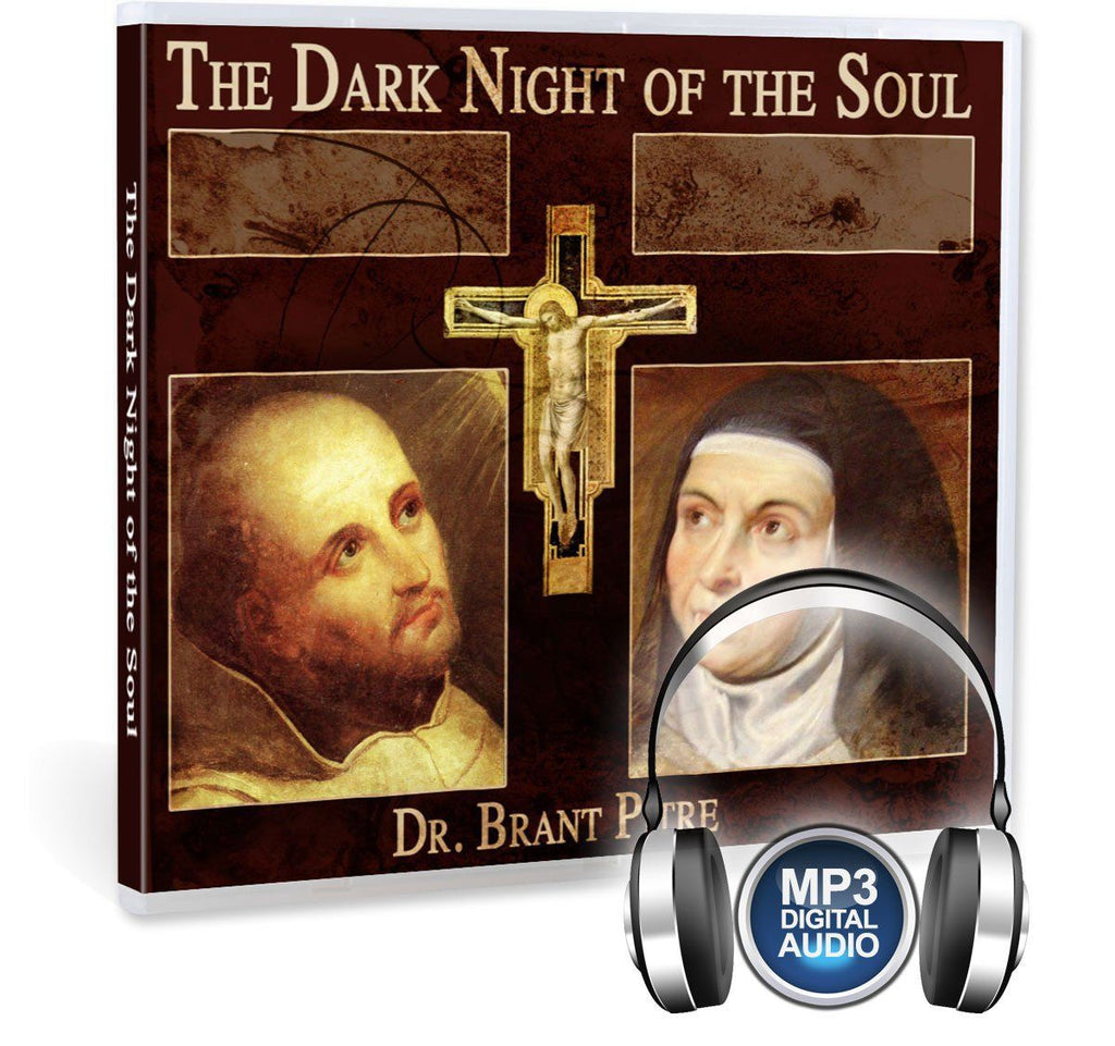 What is the dark night of the soul in the development of the spiritual life?  How do I know if I'm going through it? (MP3)