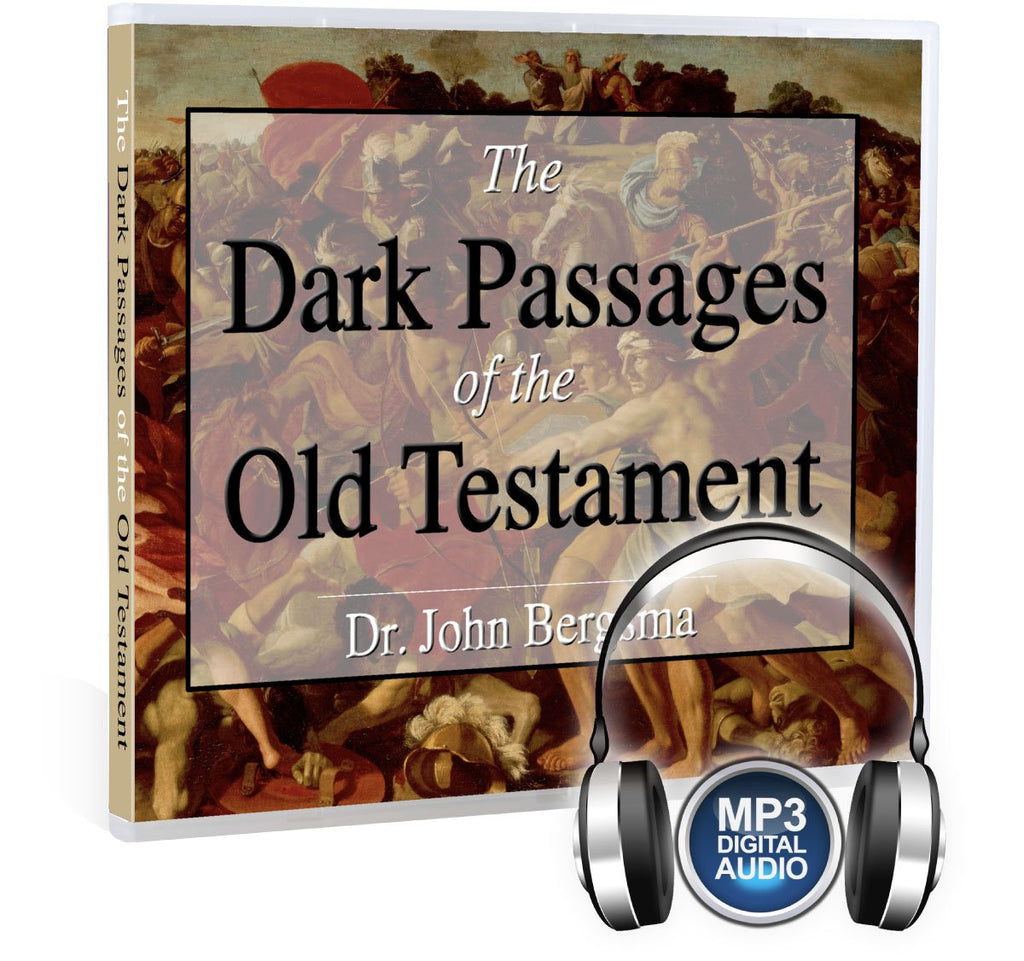 The Dark Passages of the Old Testament-Catholic Productions