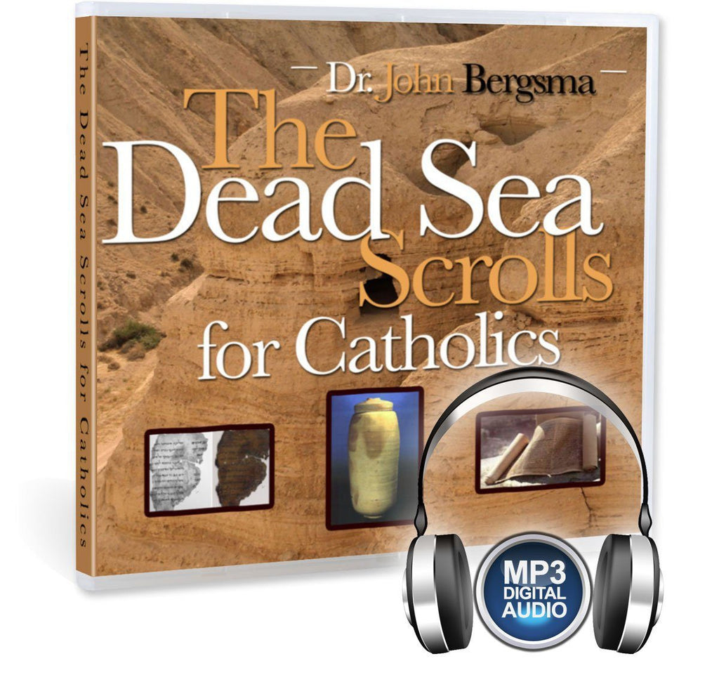 Get a brief few hour explanation of the Dead Sea Scrolls: What are they, how they were found, what difference does their finding make for our understanding of the Bible (MP3).