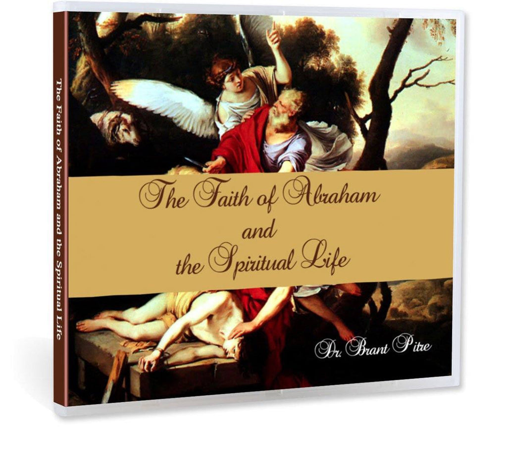 The call of Abraham, the sacrifice of Isaac, and the three stages of the spiritual life for Abraham (CD)