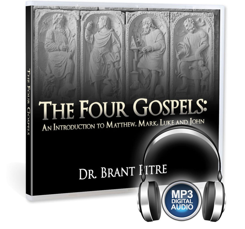 A Bible study introducing the four gospels, who wrote them, when they were written, and what each author emphasizes in his biography of Jesus (MP3)