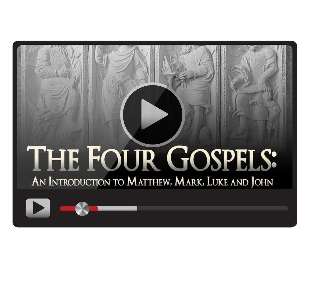 The Four Gospels: An Introduction to Matthew, Mark, Luke and John-Catholic Productions