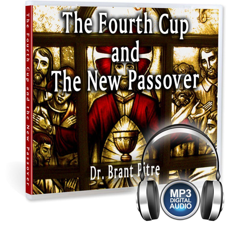 What is the relationship between the last supper and the crucifixion?  How is the last supper a sacrifice?  What was the passover like at the time of Jesus? (MP3)