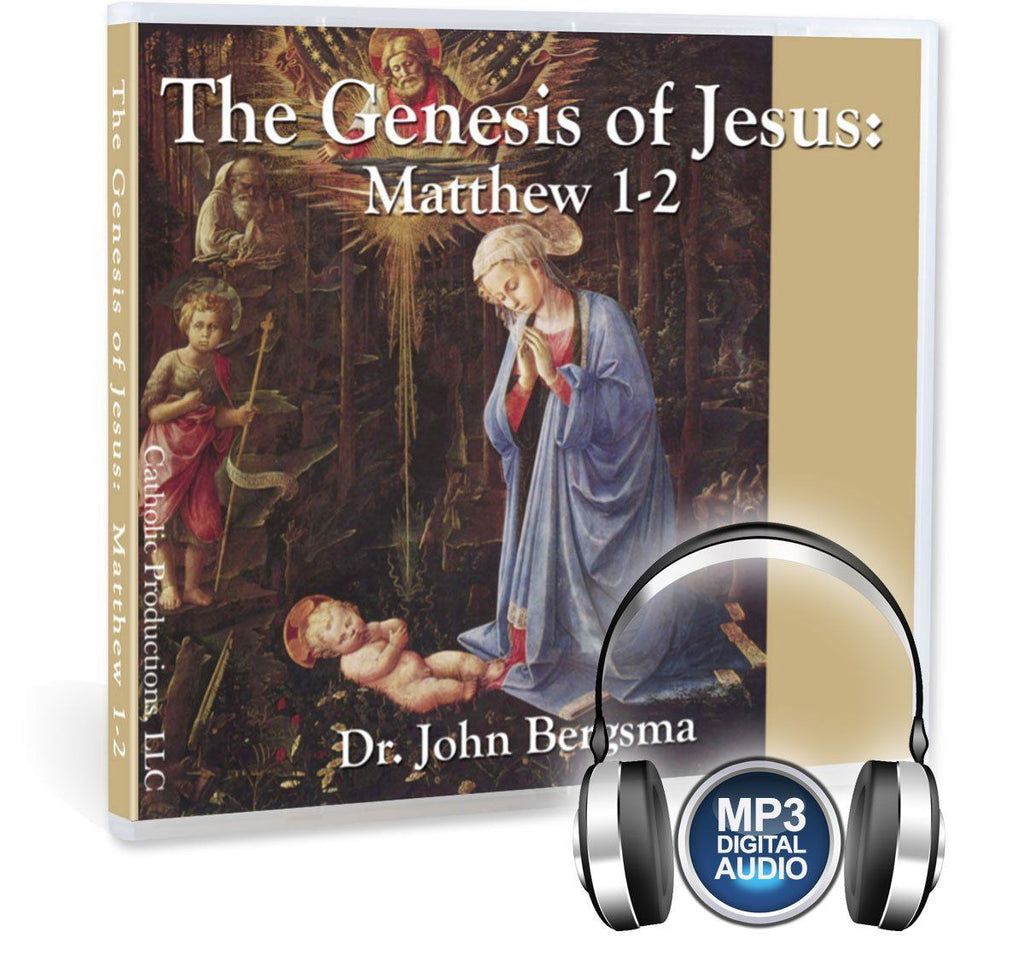 A Bible study explaining the genealogy in the beginning of the Gospel of Matthew and how it's actually conveying a deep understanding of who Jesus is, if read with Jewish eyes (MP3).