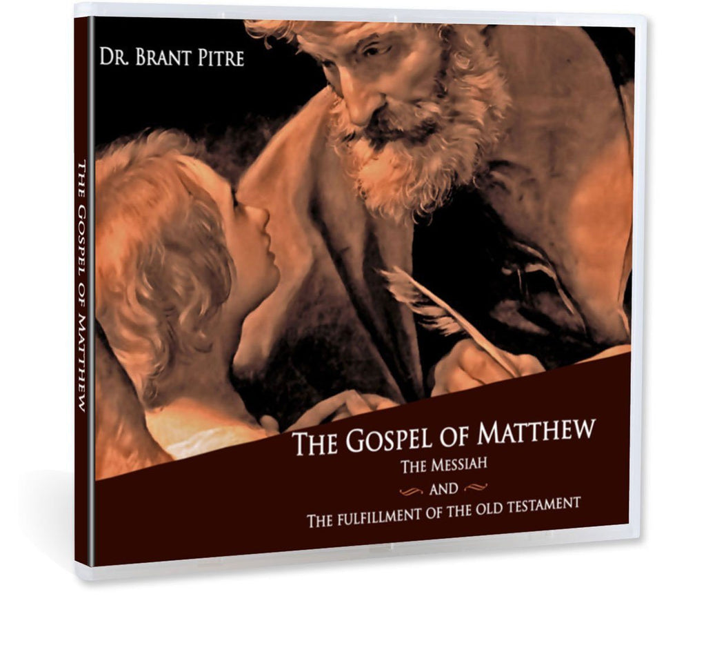 A Bible study on the Gospel of Matthew, exploring the fulfillment of Old Testament Prophecy (CD).
