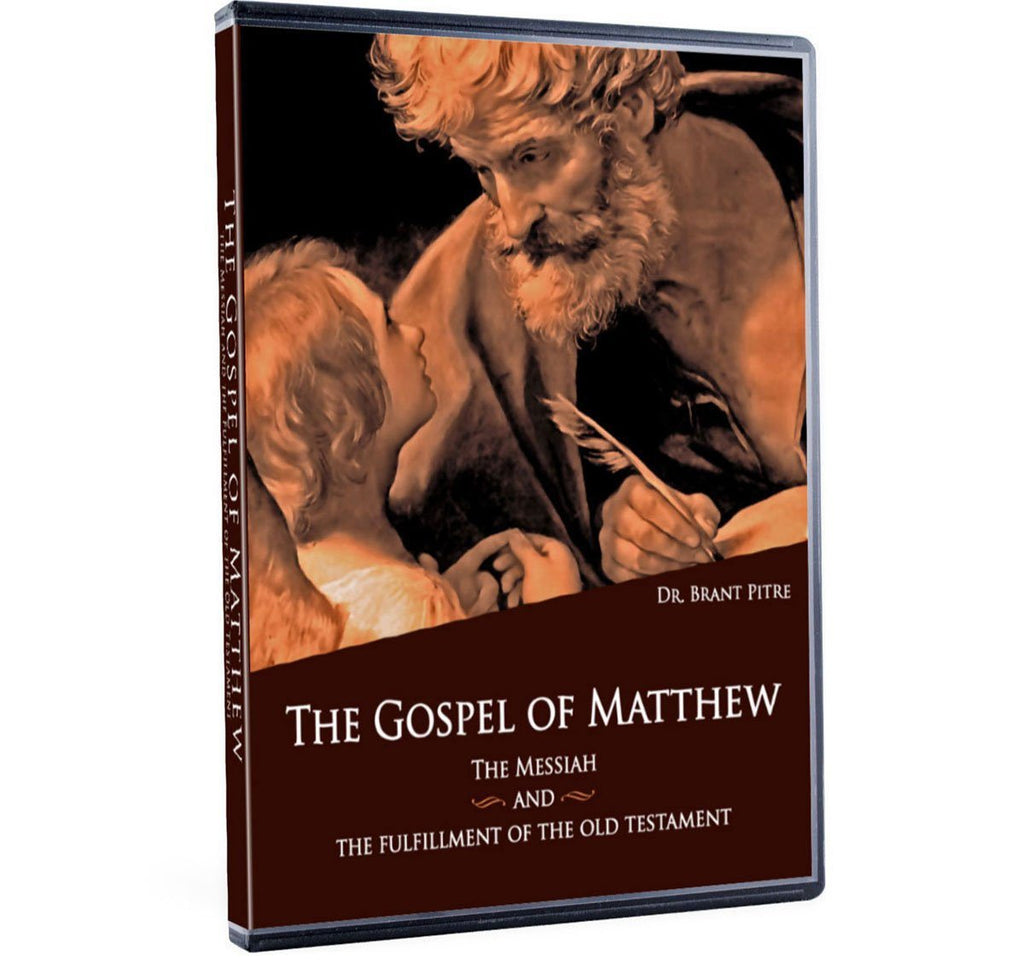 A Bible study on the Gospel of Matthew, exploring the fulfillment of Old Testament Prophecy in the person of Jesus (DVD).