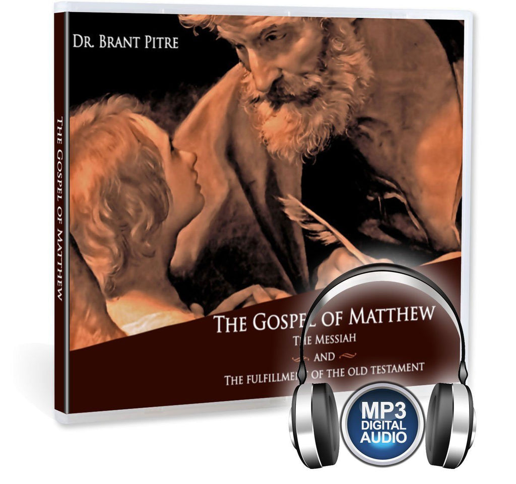 A Bible study on the Gospel of Matthew, exploring the fulfillment of Old Testament prophecy in the person of Jesus (MP3).