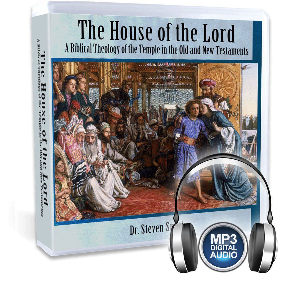 A thorough Bible study on the Temple in the Old and New Testament with Dr. Steven Smith (MP3).