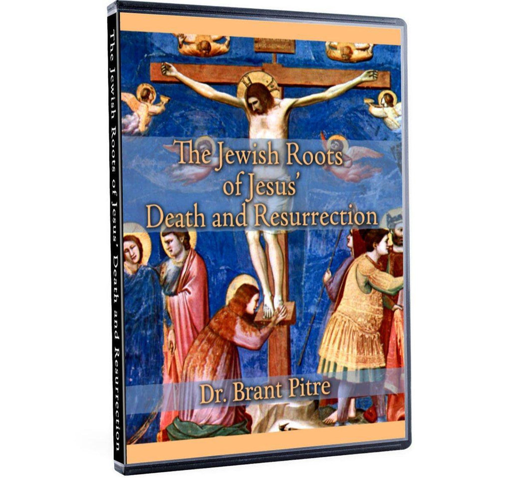 How does Jesus fulfill the Jewish Tamid sacrifice and the Jewish Sabbath in his death on the cross on Good Friday and descent into hell on Holy Saturday (DVD).