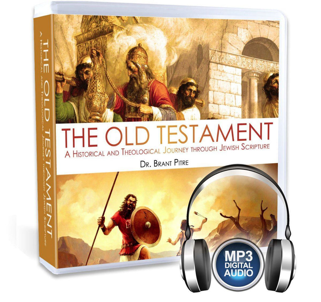 "Discover the world of the Old Testament like never before with Dr. Brant Pitre.  Walk through different books of the Old Testament and topics such as reliability, Holy War, sacrifices, the priesthood, the ""dark passages"" and much more (MP3)."