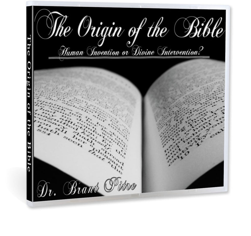 Cover topics in this Bible study with Dr. Brant Pitre such as: How did we get the Bible?  What authority declared which books went into sacred scripture and which did not?  What happened at the Protestant Reformation to the canon of scripture? (CD)