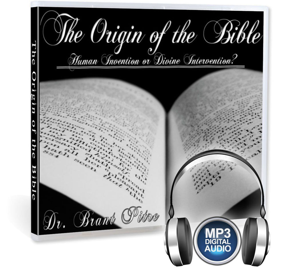 Cover topics in this Bible study with Dr. Brant Pitre such as: How did we get the Bible?  What authority declared which books went into sacred scripture and which did not?  What happened at the Protestant Reformation to the canon of scripture? (MP3)